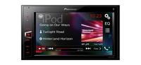 Pioneer MVH-AV290BT 200W Bluetooth Schwarz Auto Media-Receiver (Schwarz)