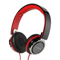 Vivanco SR 770 Schwarz, Rot ohrumschließend Kopfband Kopfhörer (Schwarz, Rot)