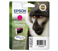 Epson Singlepack Magenta T0893 DURABrite Ultra Ink