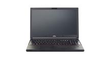 Fujitsu LIFEBOOK E557 2.40GHz i3-7100U 15.6Zoll 1366 x 768Pixel Schwarz Notebook (Schwarz)