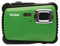 Rollei Sportsline 64 Kompaktkamera 12MP CMOS 4000 x 3000Pixel Grün (Grün)