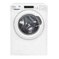 Candy CS4 1272D3/2-S Freistehend Frontlader 7kg 1200RPM A+++ Weiß Waschmaschine (Weiß)