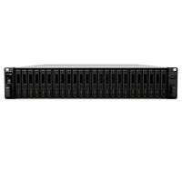 Synology RX2417SAS SAS Rack (2U) Schwarz Disk-Array (Schwarz)