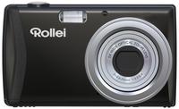 Rollei Compactline 800 Kompaktkamera 20MP CCD 5152 x 3864Pixel Schwarz (Schwarz)