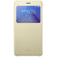 Huawei 8752003 5.5Zoll Blatt Gold Handy-Schutzhülle (Gold)
