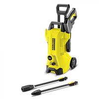 Kärcher K 3 Senkrecht Elektro 380l/h 1600W Schwarz, Gelb pressure washer (Schwarz, Gelb)