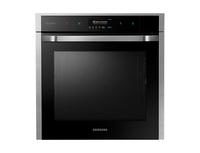Samsung NV9900J Elektrischer Ofen 73l 1800W A+ Schwarz, Edelstahl (Schwarz, Edelstahl)