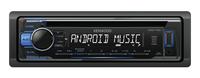 Kenwood KDC-110UB 200W Schwarz, Blau Auto Media-Receiver (Schwarz, Blau)