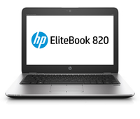 HP EliteBook 820 G4 Notebook-PC (ENERGY STAR) (Silber)