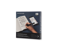 Moleskine Smart Writing Set Schwarz Notizbuch (Schwarz)
