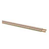 OEHLBACH SP-7 20m Transparent Audio-Kabel (Transparent)
