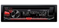 JVC KD-R784BT Bluetooth Schwarz Auto Media-Receiver (Schwarz)