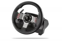 Logitech G27 Racing Wheel (Schwarz, Silber)