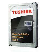 Toshiba N300 4TB 4000GB Serial ATA III