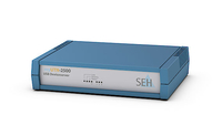 SEH myUTN-2500 Ethernet-LAN Blau Druckserver (Blau)