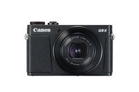 Canon PowerShot G9 X Mark II 20.1MP 1Zoll CMOS 5472 x 3648Pixel Schwarz (Schwarz)