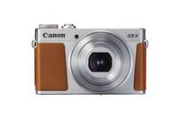 Canon PowerShot G9 X Mark II 20.1MP 1Zoll CMOS 5472 x 3648Pixel Braun, Silber (Braun, Silber)