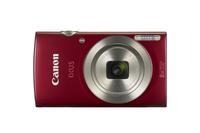 Canon Digital IXUS 185 20MP 1/2.3Zoll CCD 5152 x 3864Pixel Rot (Rot)