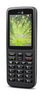 Doro 5516 2.4Zoll 91g Graphit Einsteigertelefon (Graphit)