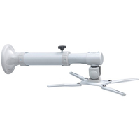 Newstar BEAMER-W050SILVER Projektorhalterung (Silber)