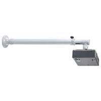 Newstar BEAMER-W100SILVER Projektorhalterung (Silber)
