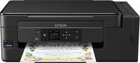 Epson EcoTank ET-2650 5760 x 1440DPI Tintenstrahl A4 33Seiten pro Minute WLAN Schwarz (Schwarz)