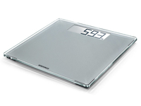 Soehnle Sense Comfort 400 Elektronische Personenwaage Quadratisch Silber (Silber)