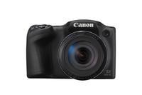 Canon PowerShot SX430 IS 20.5MP 1/2.3Zoll CCD 5152 x 3864Pixel Schwarz (Schwarz)
