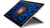 Microsoft Surface Pro 4 128GB Silber Tablet (Silber)
