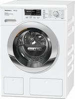 Miele WTH720 WPM PWash 2.0 & TDos Wifi Freistehend Frontlader A Weiß (Weiß)