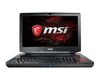 MSI Gaming GT83VR 7RE(Titan SLI)-094 2.9GHz i7-7820HK 18.4Zoll 1920 x 1080Pixel Schwarz (Schwarz)