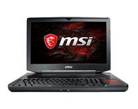 MSI Gaming GT83VR 7RF(Titan SLI)-206 3.1GHz i7-7920HQ 18.4Zoll 1920 x 1080Pixel Schwarz (Schwarz)