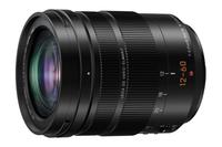 Panasonic LEICA DG Vario-Elmarit H-ES12060E SLR Standard zoom lens Schwarz (Schwarz)