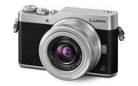 Panasonic Lumix DC-GX800 + 12-32mm f/3.5-5.6 16MP Live MOS 4592 x 3448Pixel Schwarz, Silber (Schwarz, Silber)