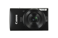 Canon Digital IXUS 190 Kompaktkamera 20MP 1/2.3Zoll CCD 5152 x 3864Pixel Schwarz (Schwarz)