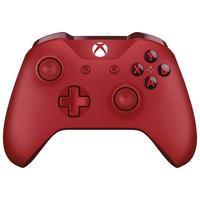 Microsoft Xbox Wireless Controller Gamepad Xbox,Xbox One,Xbox One S Rot (Rot)