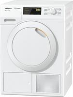 Miele TDD130WP Eco Freistehend Frontlader 8kg A++ Weiß (Weiß)