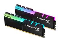 G.Skill Trident Z RGB 16GB DDR4 16GB DDR4 2400MHz Speichermodul (Schwarz)
