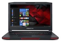 Acer Predator 17 X GX-792-76DL 2.9GHz i7-7820HK 17.3Zoll 1920 x 1080Pixel Schwarz, Rot (Schwarz, Rot)