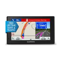 Garmin DriveAssist 51 LMT-D Fixed 5Zoll TFT Touchscreen 191.4g Schwarz Navigationssystem (Schwarz)