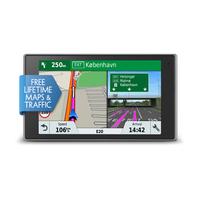 Garmin DriveLuxe 51 LMT-D Fixed 5Zoll TFT Touchscreen 231g Schwarz Navigationssystem (Schwarz)