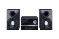 Mac Audio MMC 200 Micro-Set Schwarz Home-Stereoanlage (Schwarz)