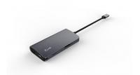 LMP 15954 USB 3.1 (3.1 Gen 2) Type-C 5000Mbit/s Grau Schnittstellenhub (Grau)