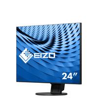 EIZO FlexScan EV2456 24.1Zoll Full HD IPS Schwarz Flach Computerbildschirm (Schwarz)
