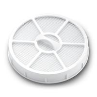 Kärcher 2.863-238.0 Staubsauger Zubehör/Zusatz Zylinder-Vakuum Filter (Weiß)