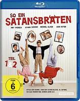 STUDIOCANAL 505872 Blu-ray 2D Deutsche, Englische 2-in-1 Blu-Ray-/DVD-Film