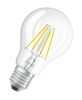 Osram Base Classic A 4W E27 A++ warmweiß LED-Lampe