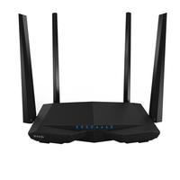 Tenda AC6 Dual-Band (2,4 GHz/5 GHz) Schnelles Ethernet Weiß WLAN-Router (Weiß)