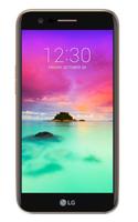 LG K10 M250N (2017) 4G 16GB Schwarz (Schwarz, Gold)