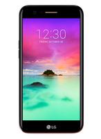 LG K10 2017 (M250N) Single SIM 4G 16GB Schwarz Smartphone (Schwarz)